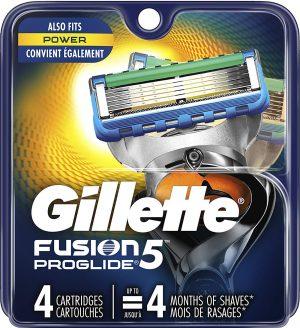 Gillette Fusion Proglide peiliukai