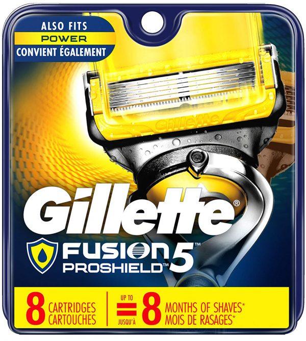 Gillette Fusion5 ProShield peiliukai