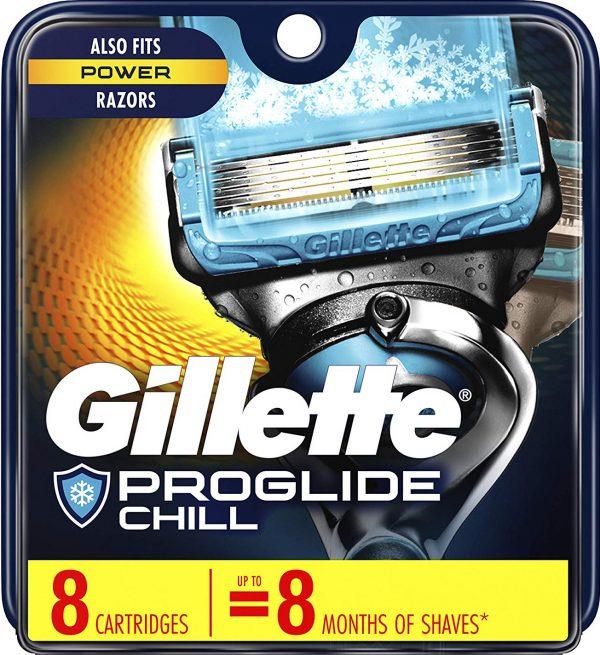 Gillette Fusion ProShield Chill peiliukai