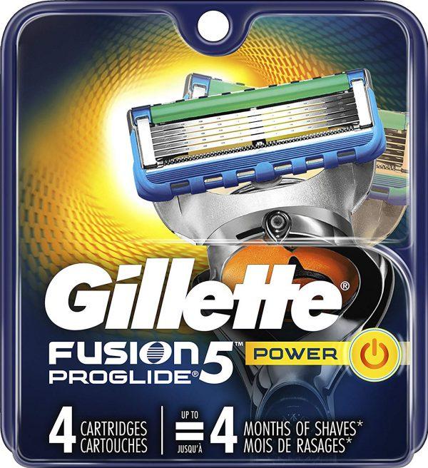 Gillette Fusion Proglide Power peiliukai
