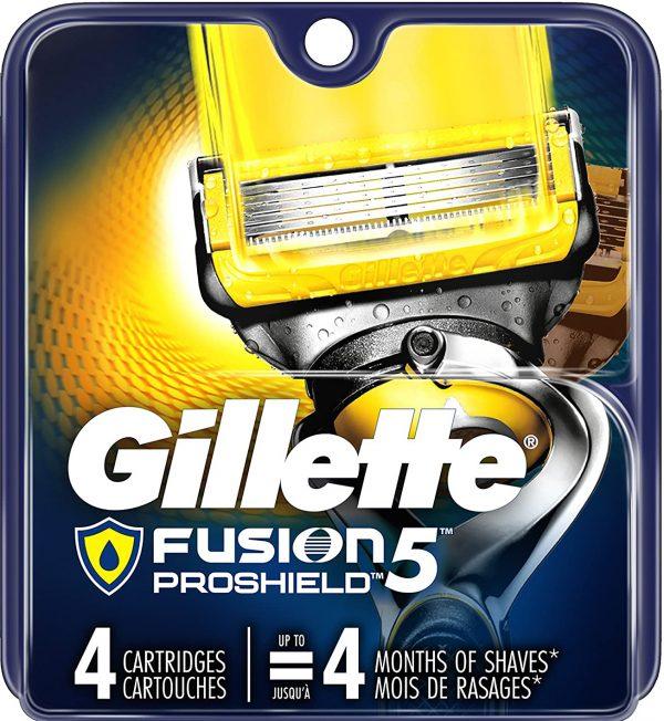 Gillette Fusion ProShield peiliukai