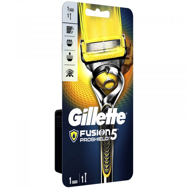 Gillette Fusion Proshield skustuvas