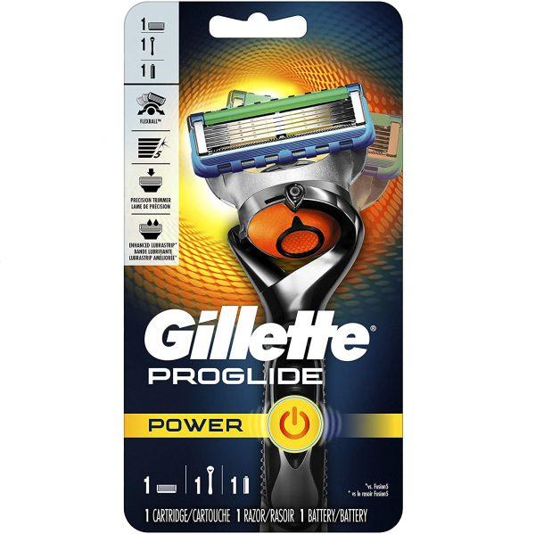 Gillette Fusion Proglide Power skustuvas