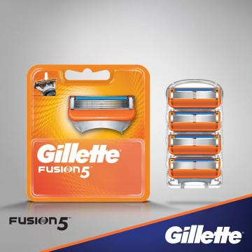 Gillette Fusion peiliukai