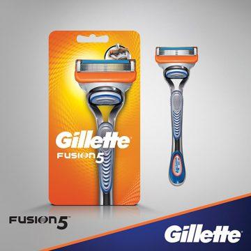Gillette Fusion skustuvas